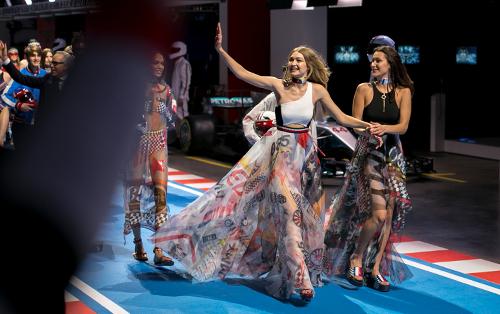 Milan Fashion Week: Tommy Hilfiger x Gigi Hadid