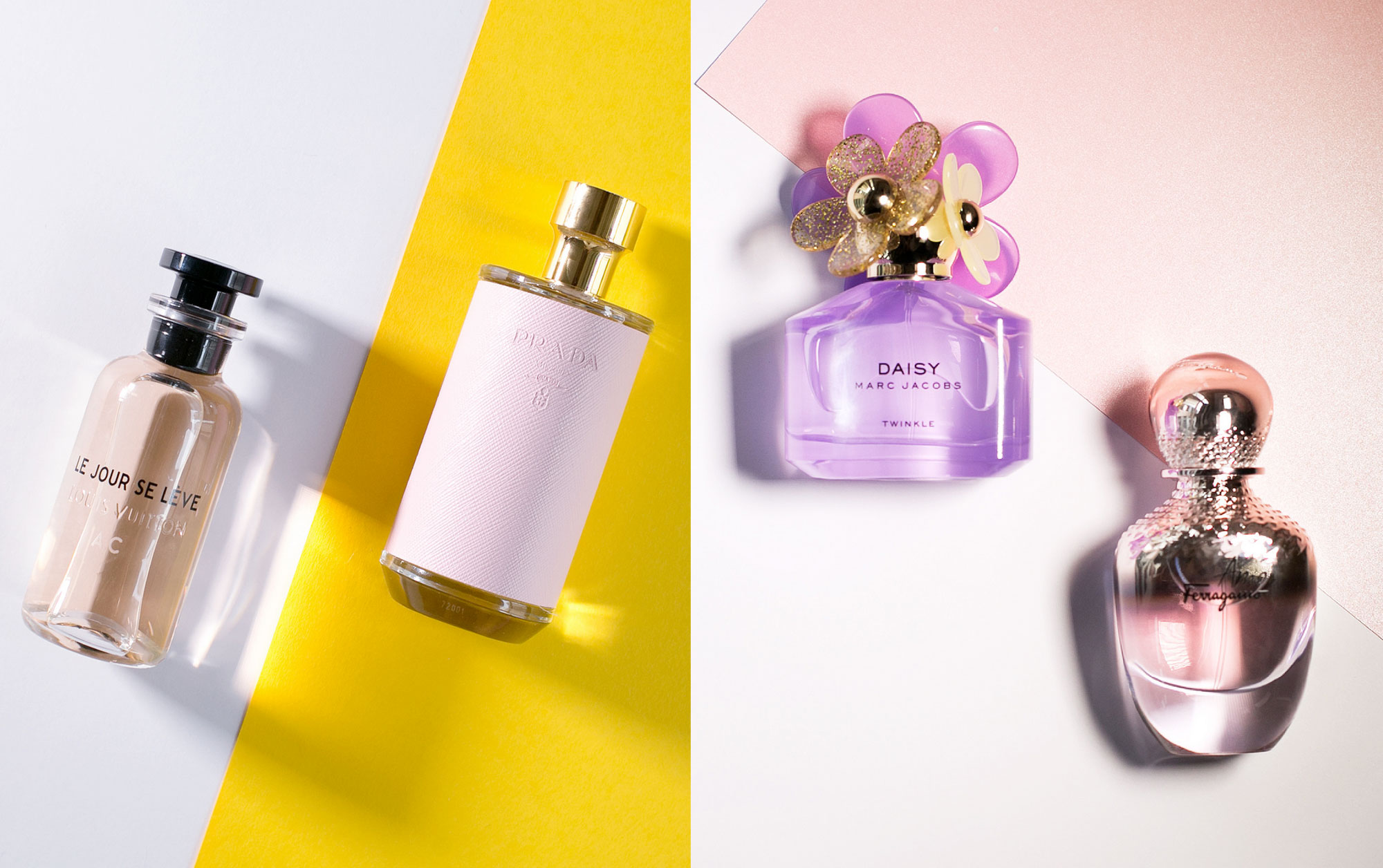 All The New Fragrances Launching This Spring!