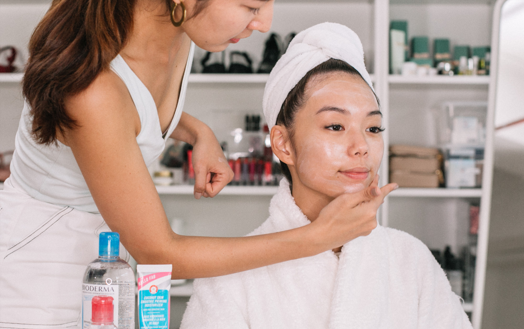 How To Prep Your Skin Before Make-Up