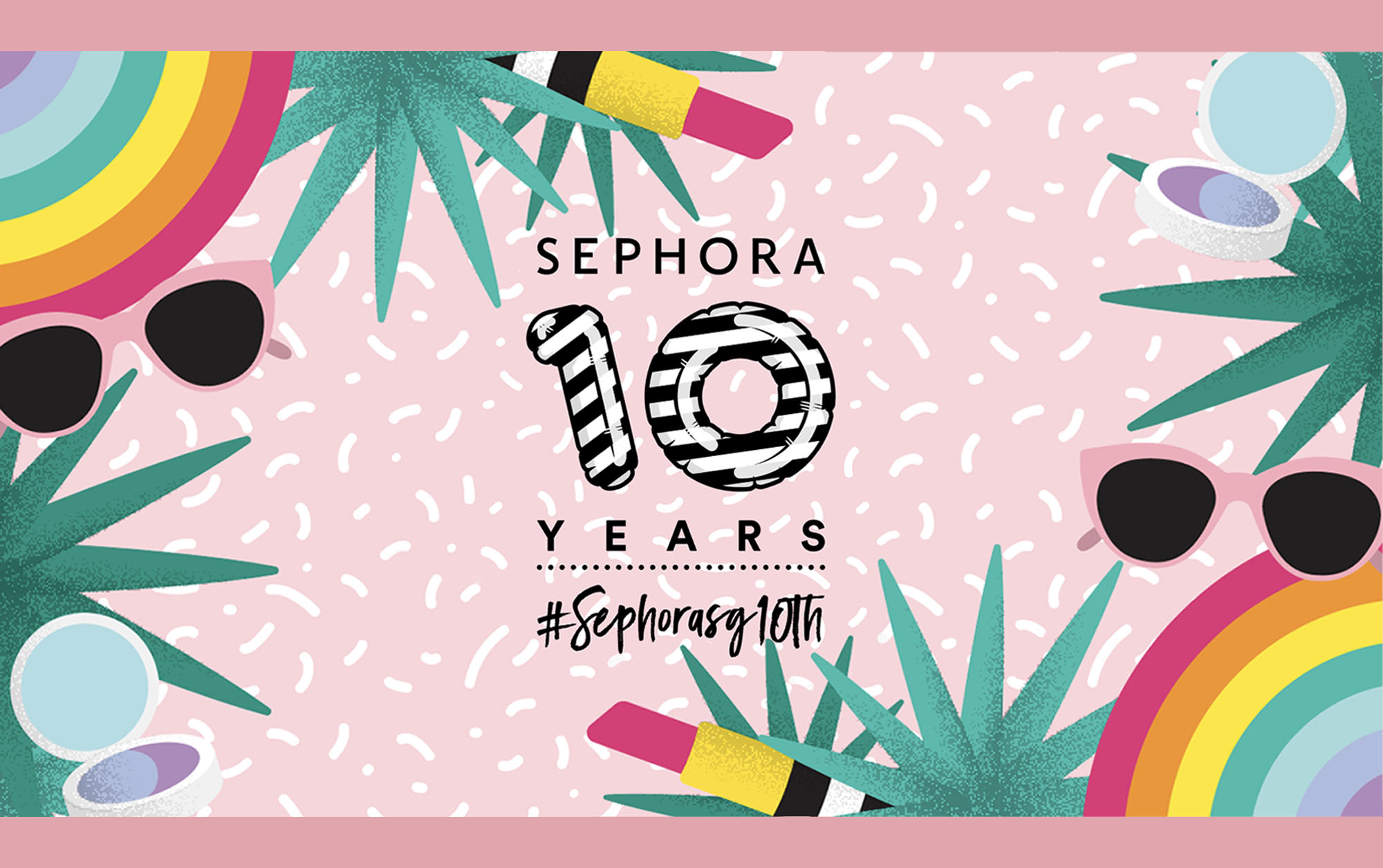 Sephora Turns 10: Read For In-Store Discounts and Promotions!