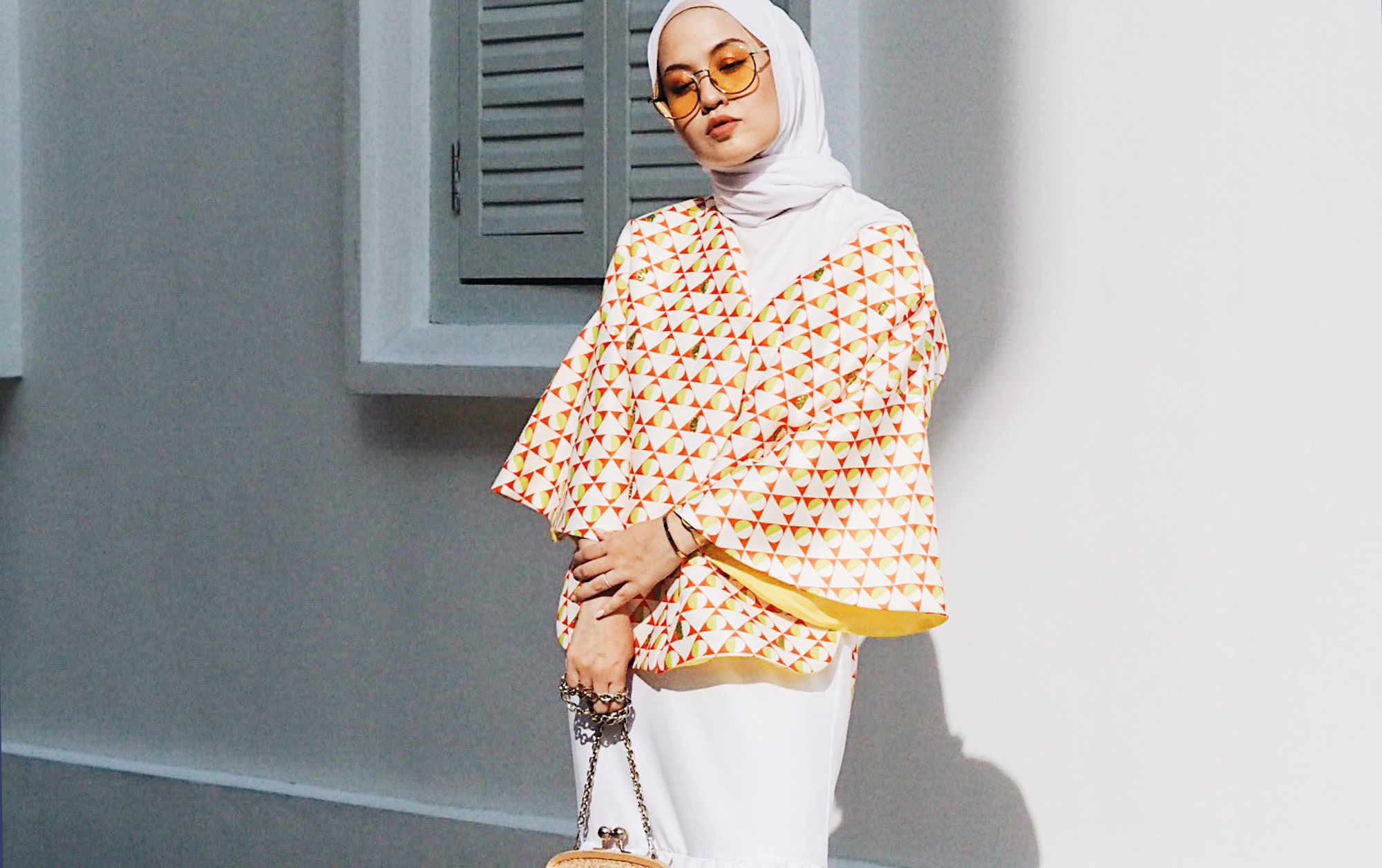 Interview: Zalora's Female Style Star Of The Year Talks Modest Fashion And Personal Style