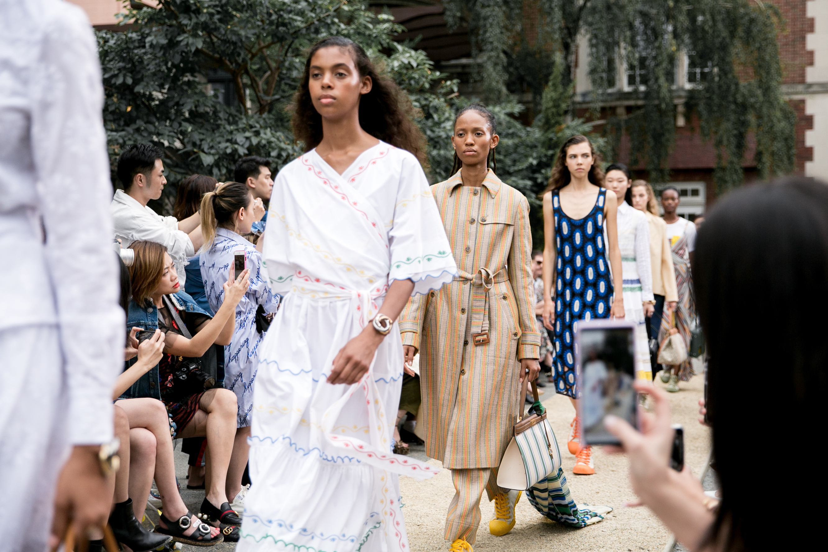 NYFW: Tory Burch Spring/Summer 2019 Collection