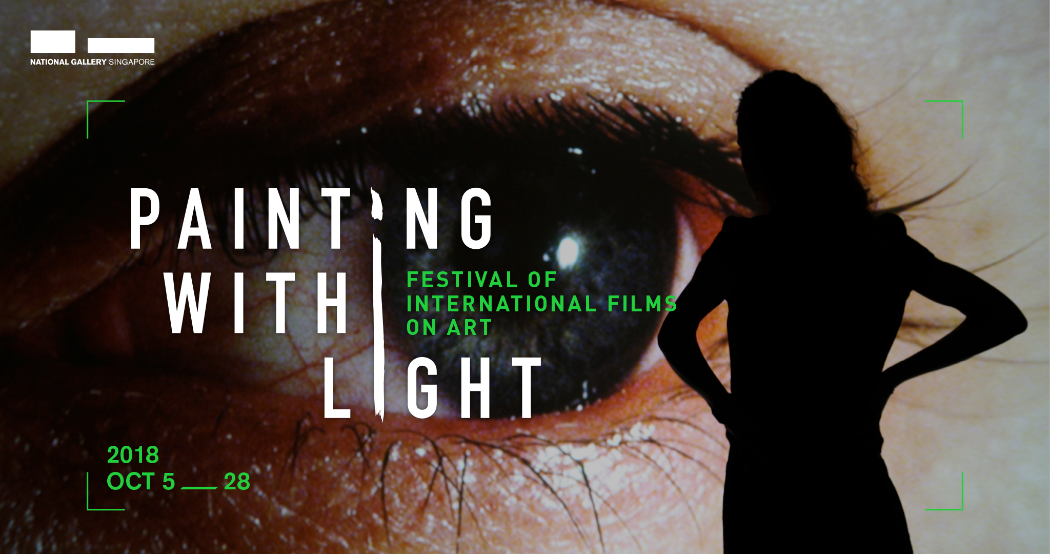 Films to catch at National Gallery Singapore's Painting With Light 2018