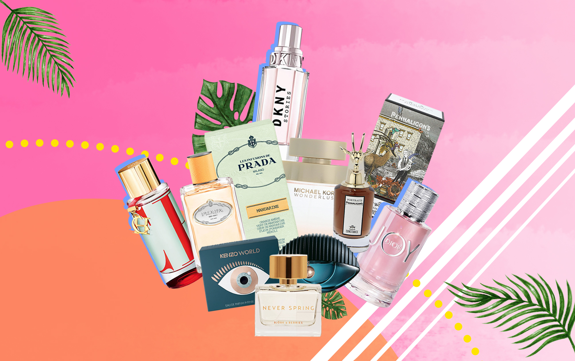 Fragrance Guide | 9 Fragrances For Every Mood