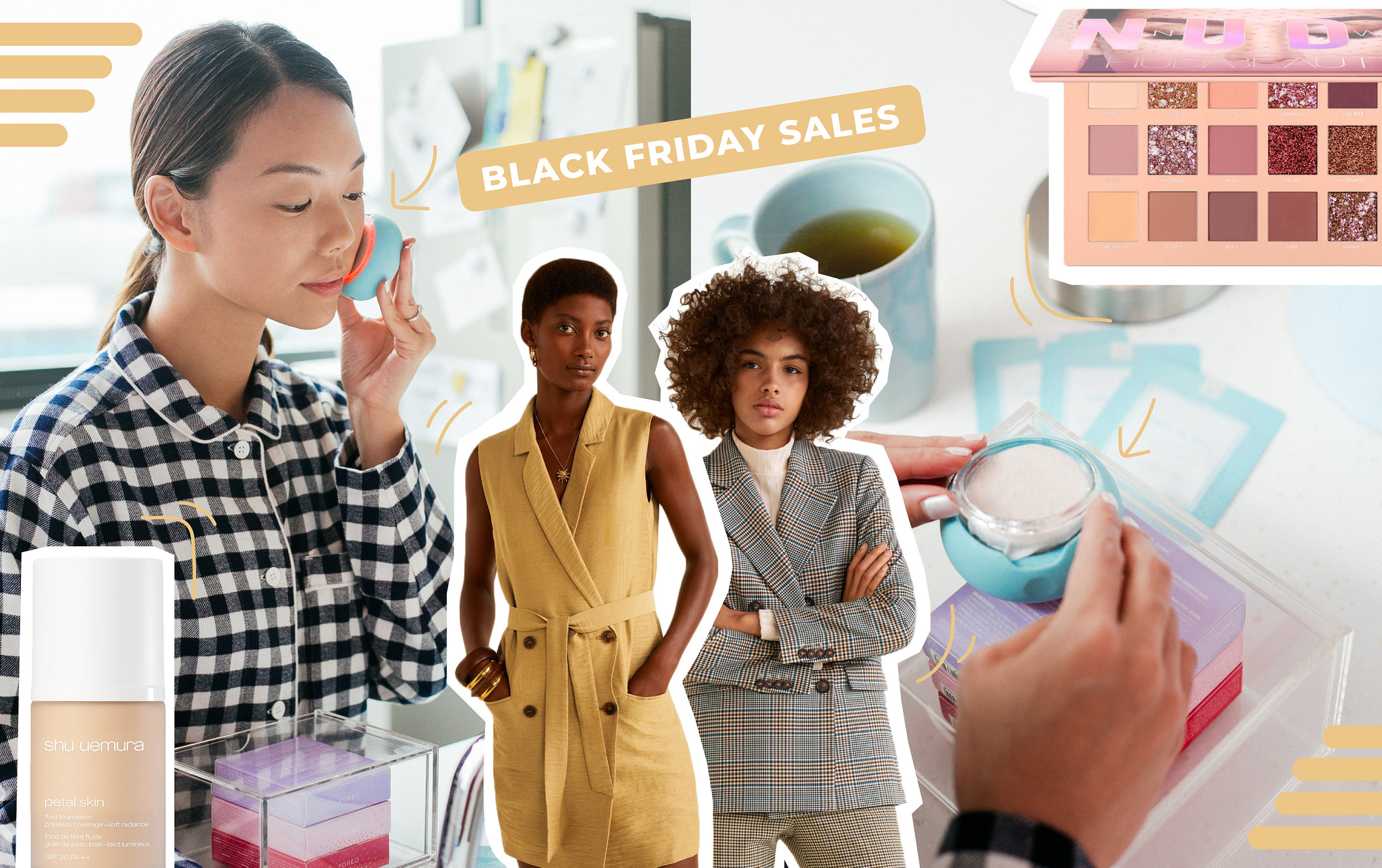 The DC Team Recommends Their Favourite Products To Get This Black Friday!