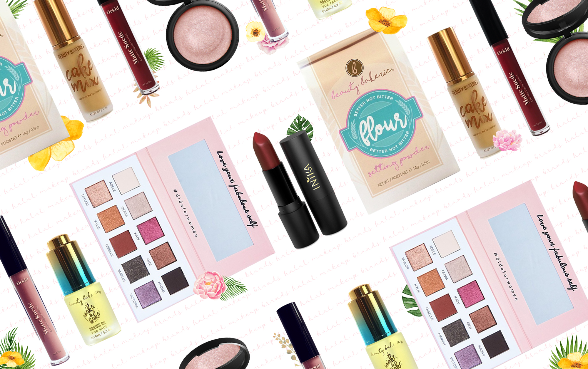 Beauty Guide | Halal Makeup Brands You Need To Try