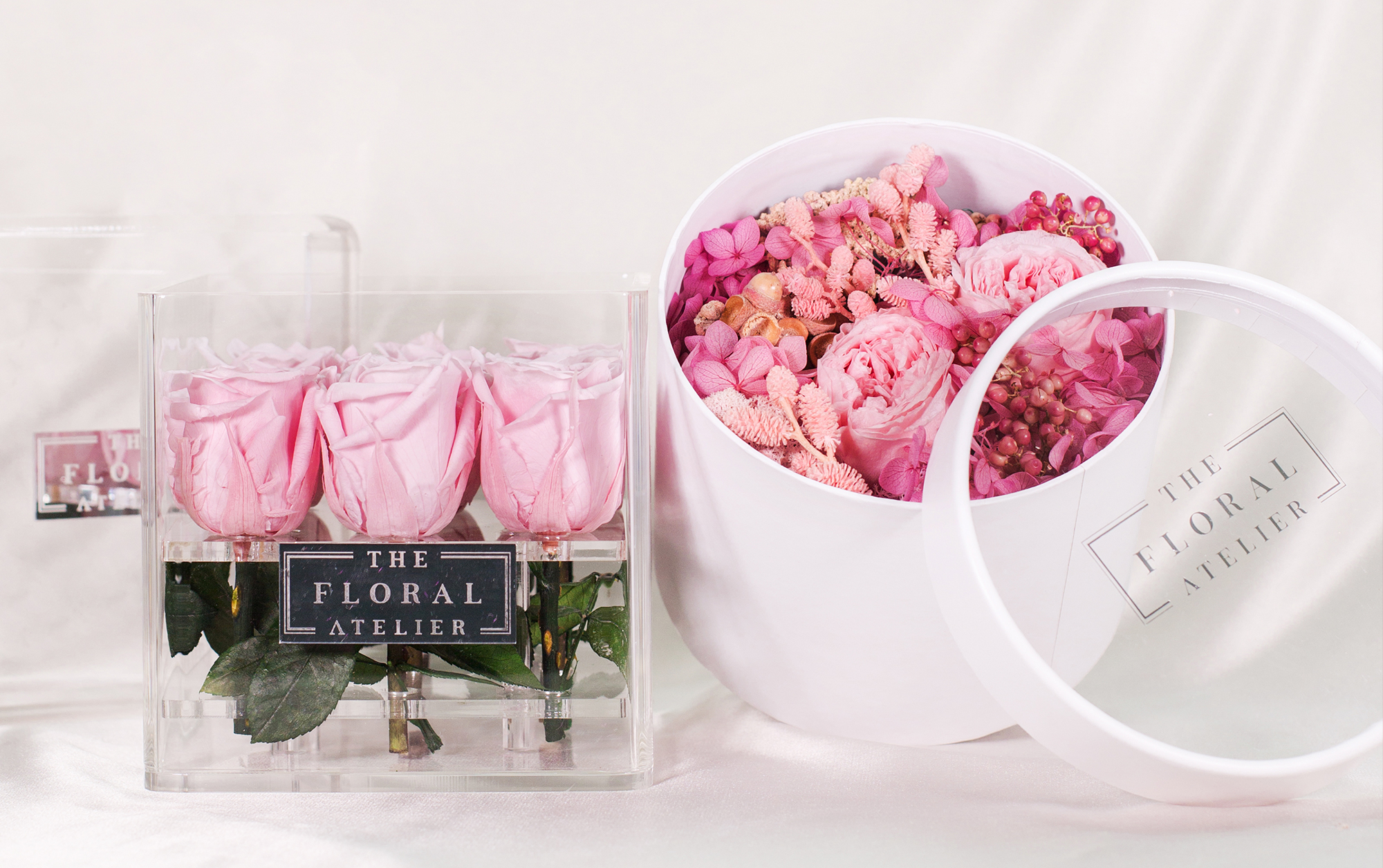 Valentine's Day Special: Celebrate Eternal Love with The Floral Atelier