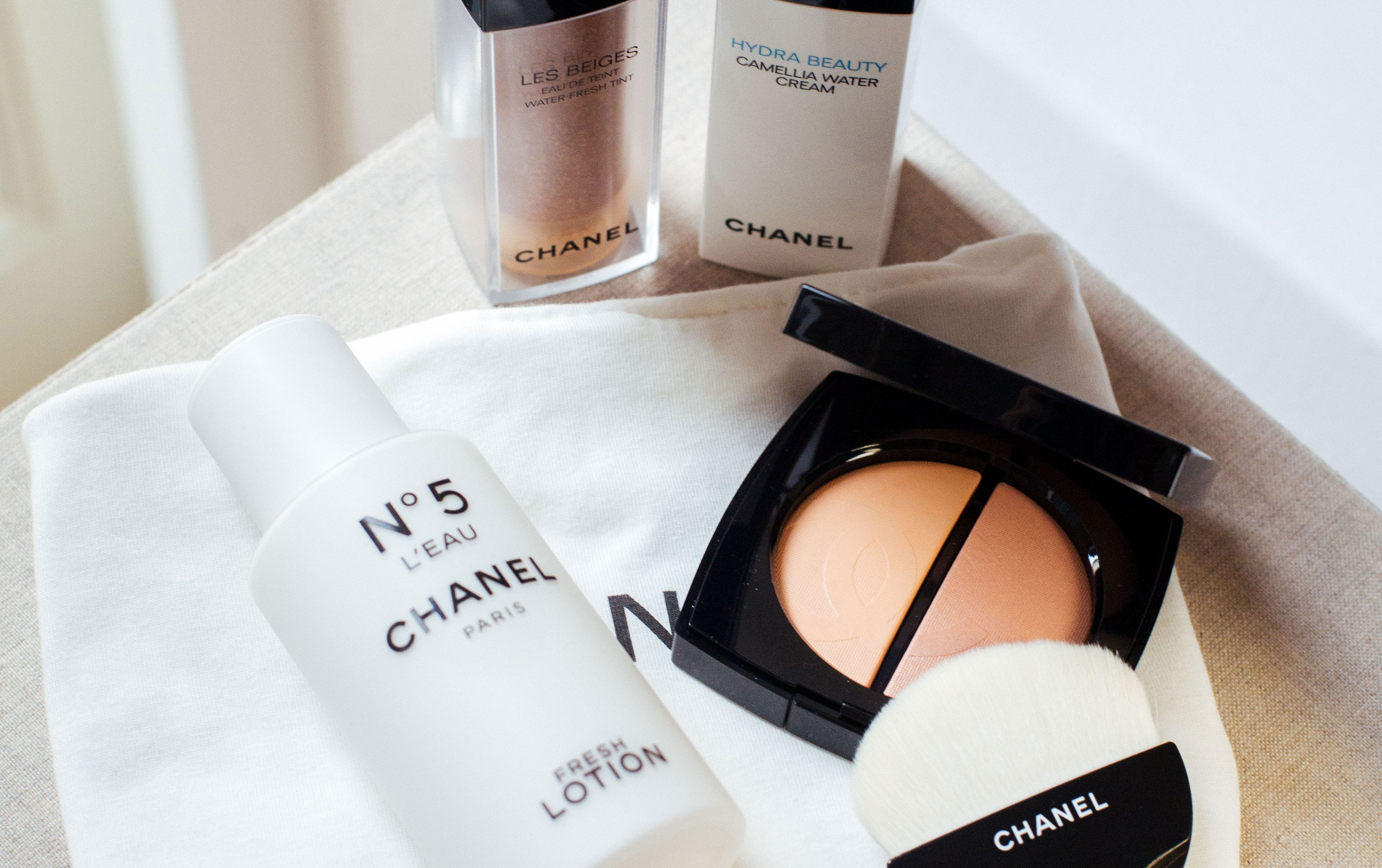 4 Steps For A Luminous Complexion With CHANEL