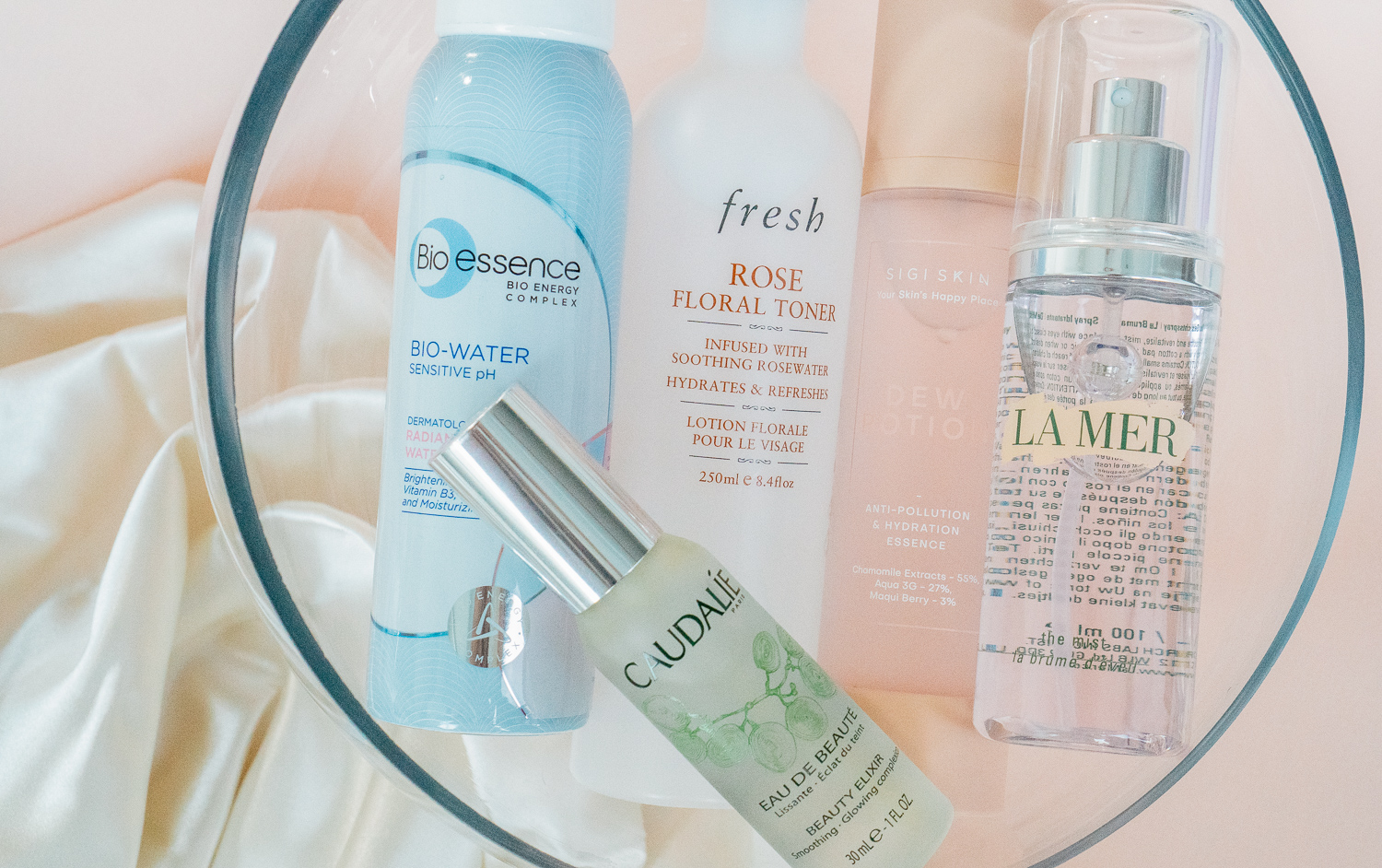 Your Handbag Essentials: Top 5 Facial Mists For Hydration On The Go