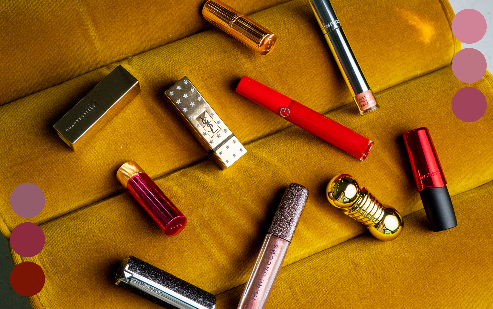 10 Festive Lipsticks To Wear This Holiday