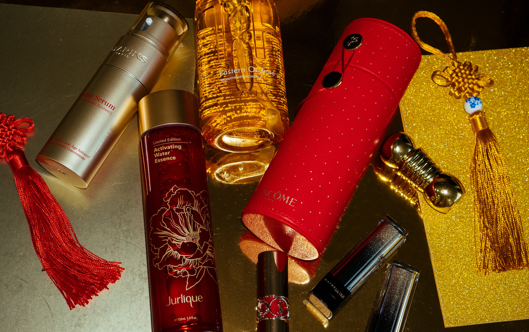 Red & Gold Beauty Must-Haves For Mega CNY Vibes