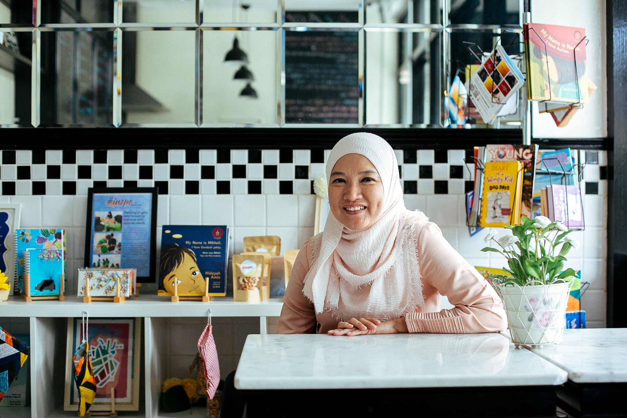 Career Feature: A Special Space, With Mdm Faraliza Of My Inspiring Journey