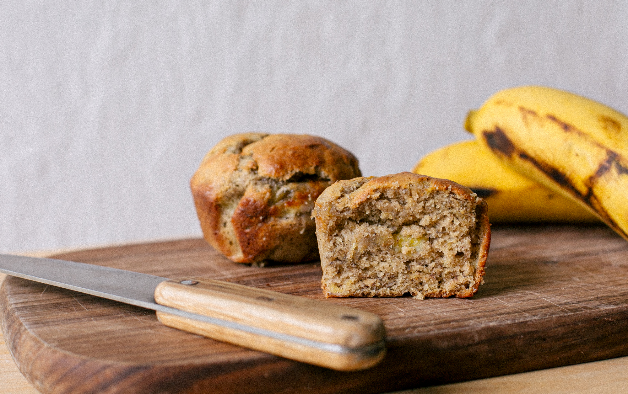 Gifts For Friends: Homemade Banana Muffin