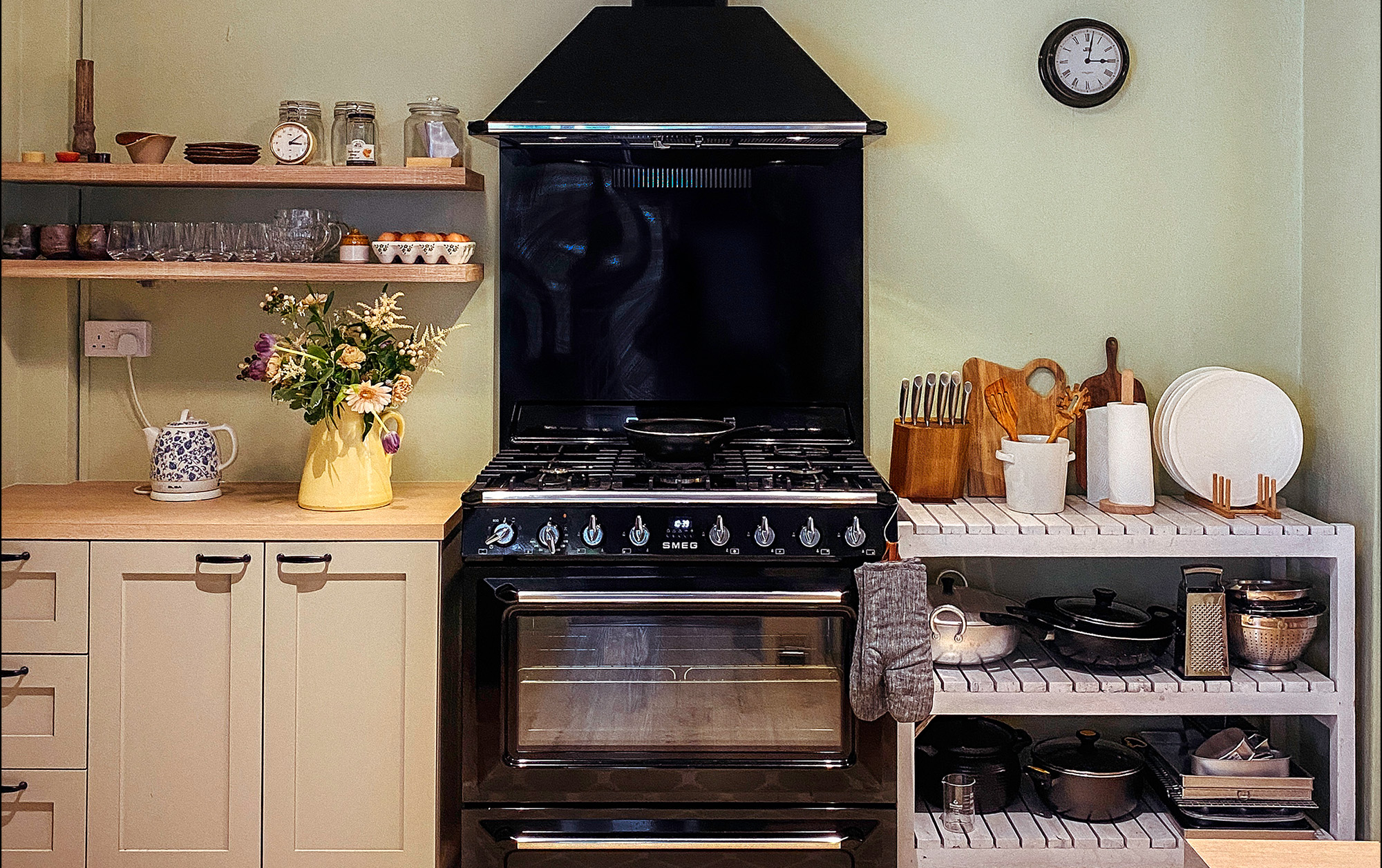 Before & After: Andrea's Kitchen