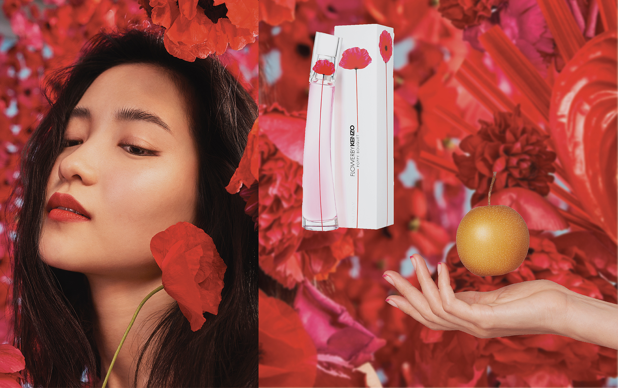 10 Questions With The Perfumers Behind Flower By Kenzo Poppy Bouquet