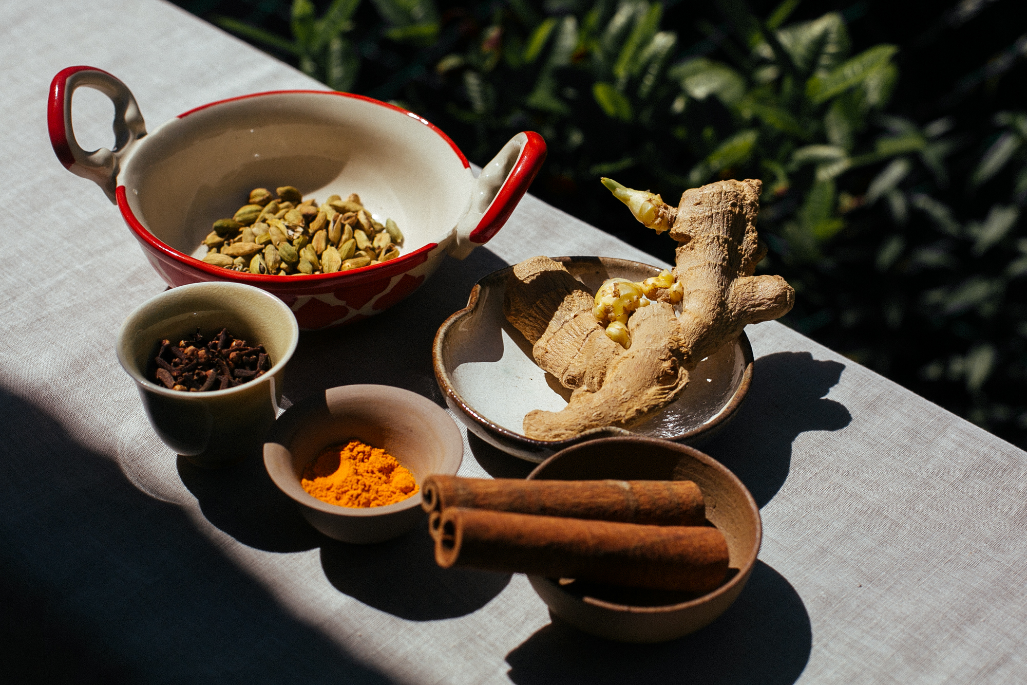 A Foodie Foray Into Skincare: Spices
