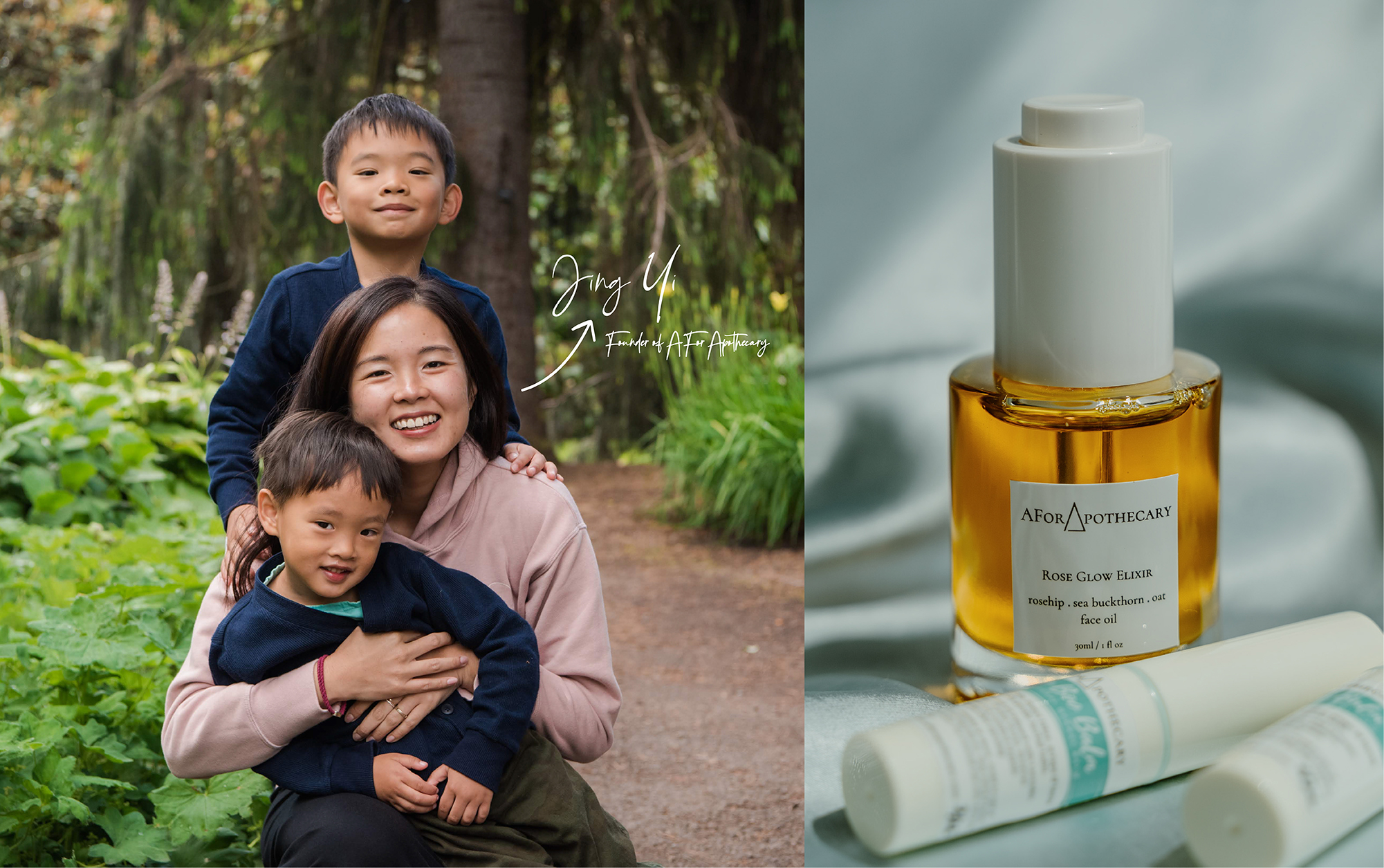 Putting The Clean In Beauty: Meet Jingyi, Founder Of Local Skin Care Brand A For Apothecary