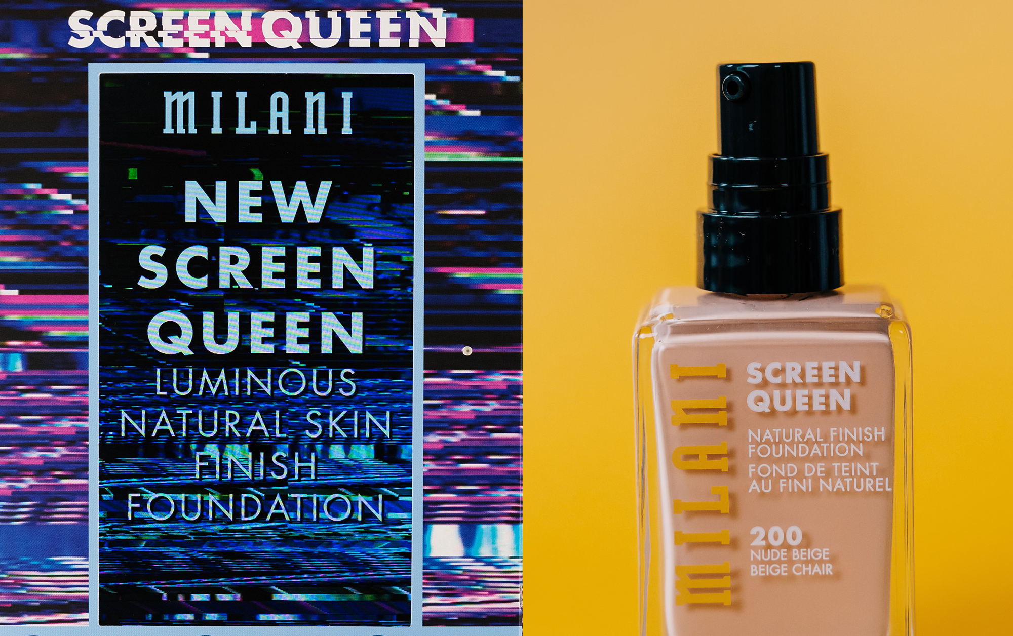 Up Your Foundation Game With Milani's Cutting-Edge Screen Queen Foundation