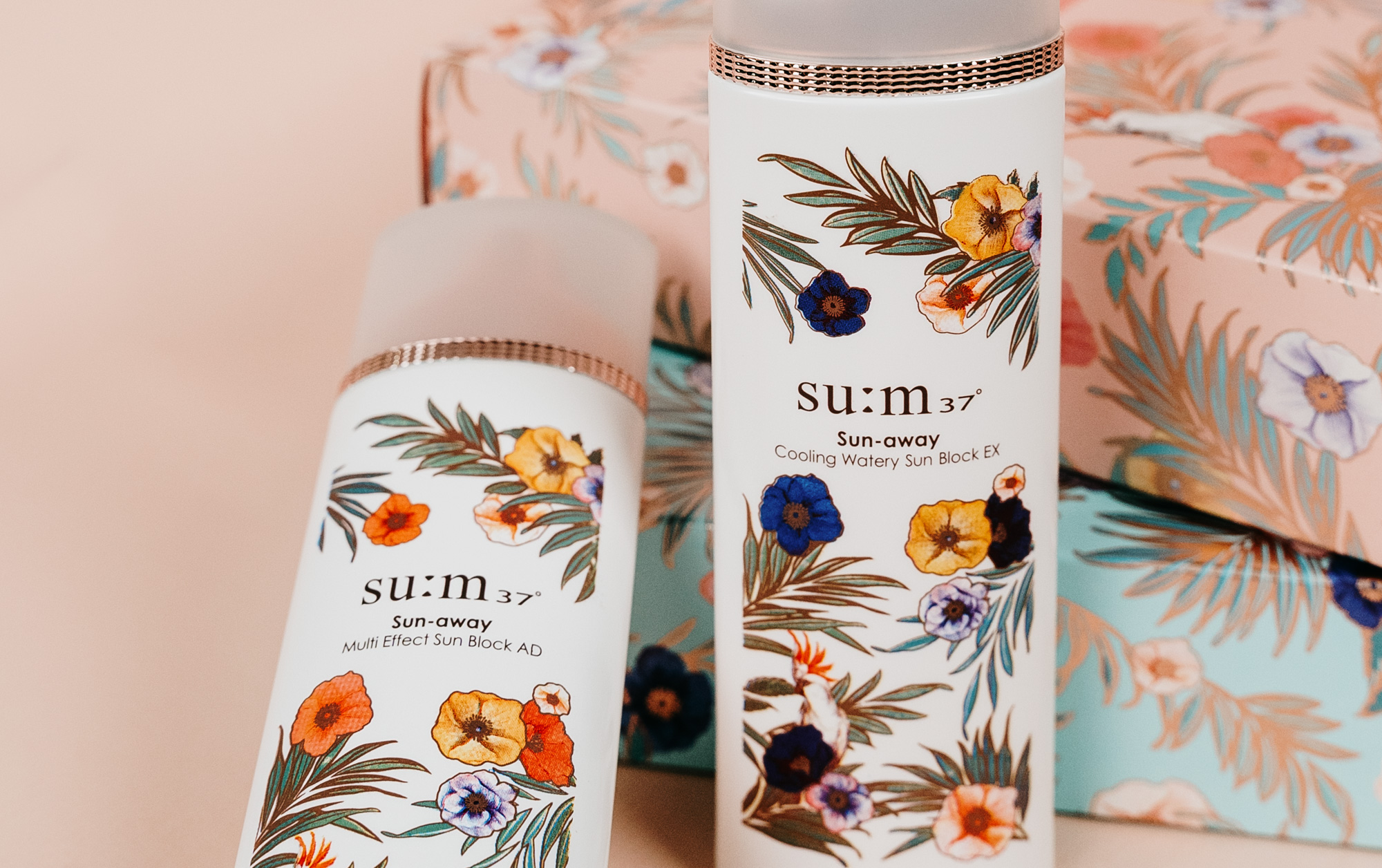 Beat Tropical Rays With SU:M37°'s Do-it-all Sunscreens