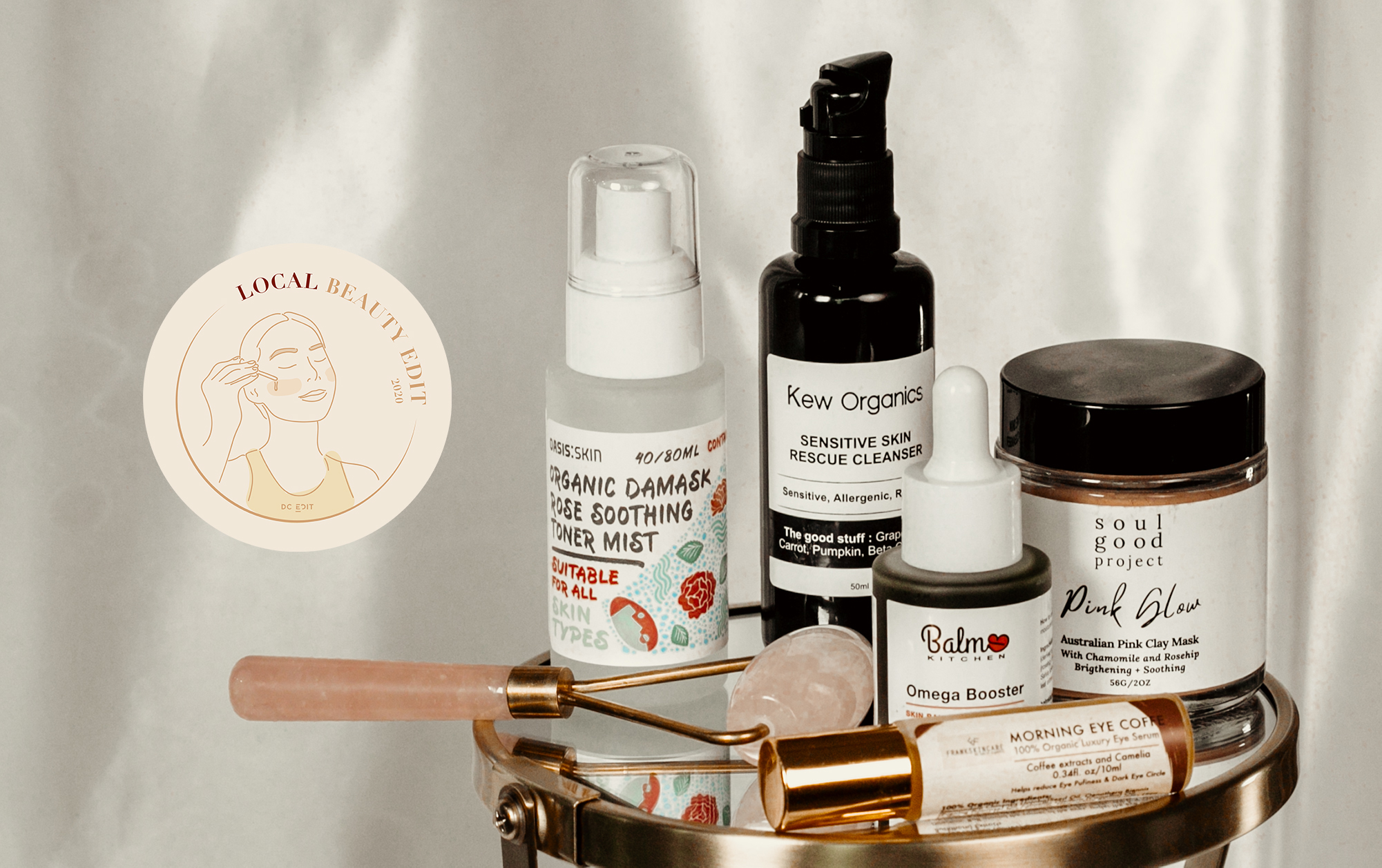 How A Strictly Organic & Natural Skincare Routine Revolutionised My Skin