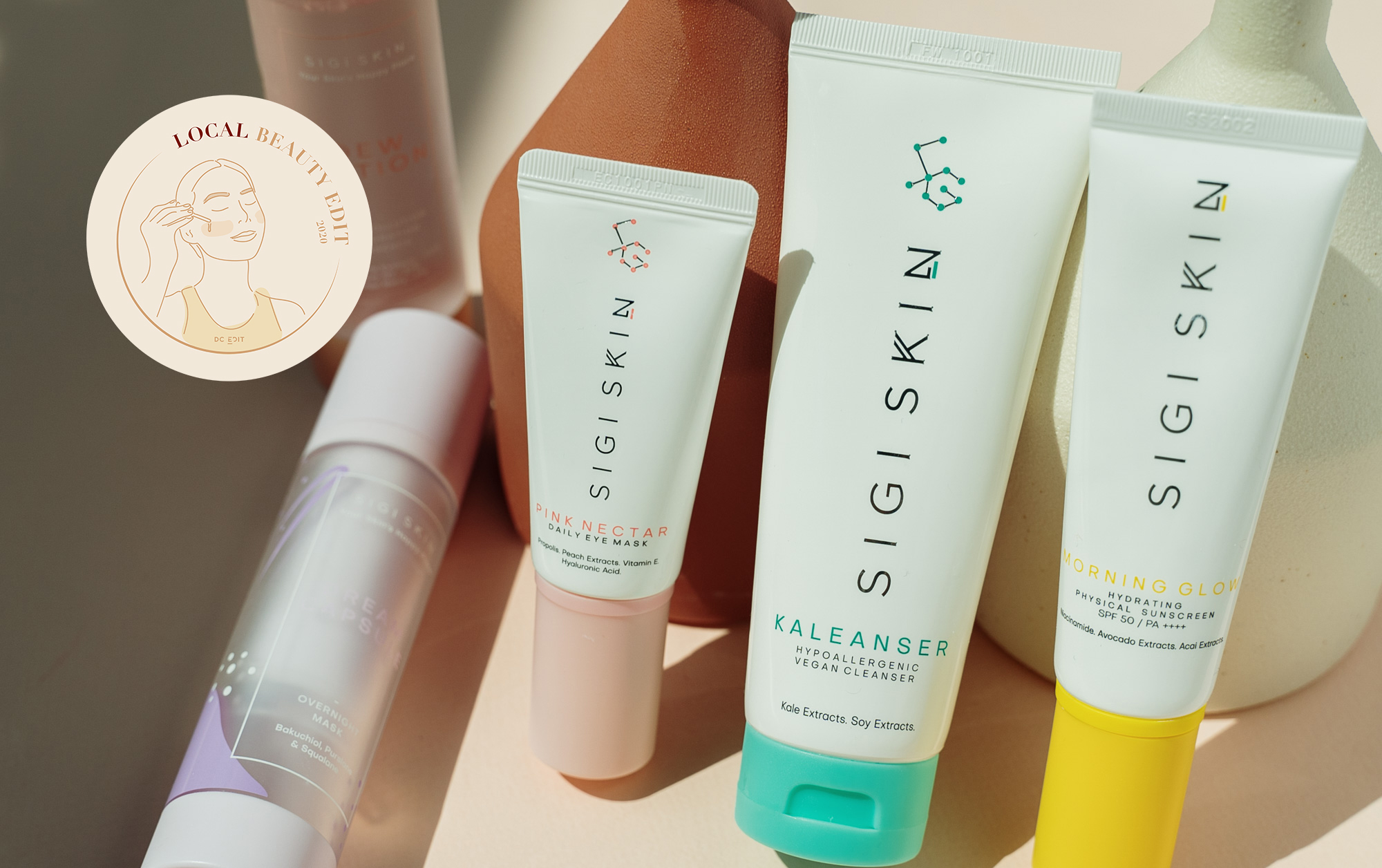 Reviewed: Sigi Skin's Multitasking, Superfoods Skincare