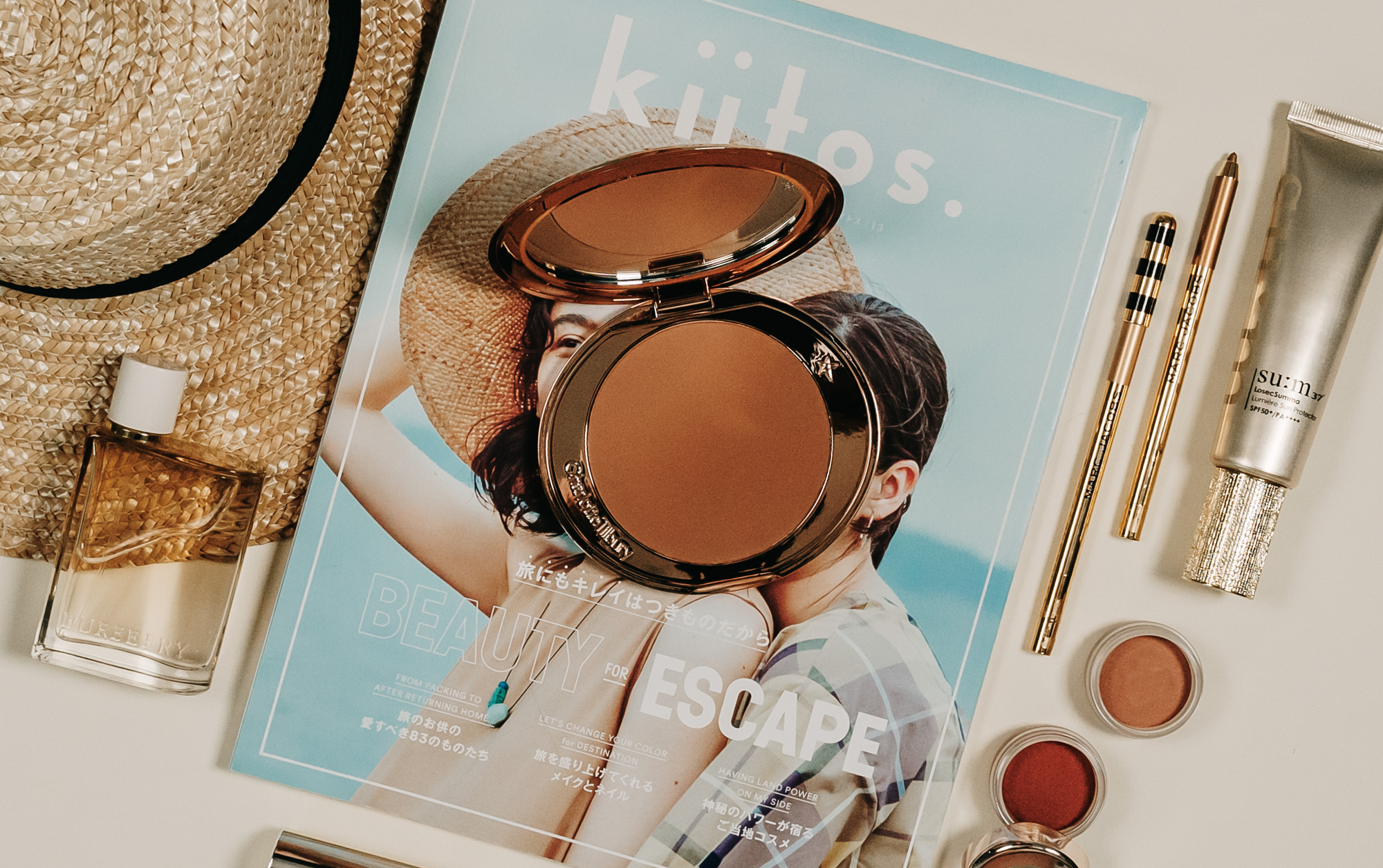 9 Must-Have Summer Beauty Essentials