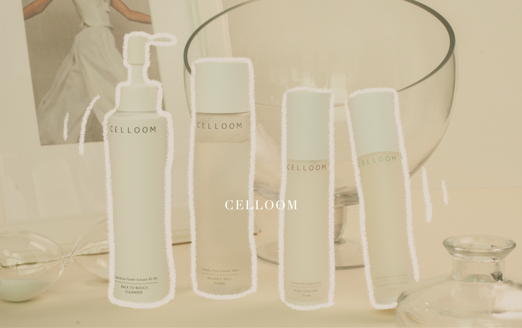 CELLOOM: Rethinking Skincare And Embracing Simplicity