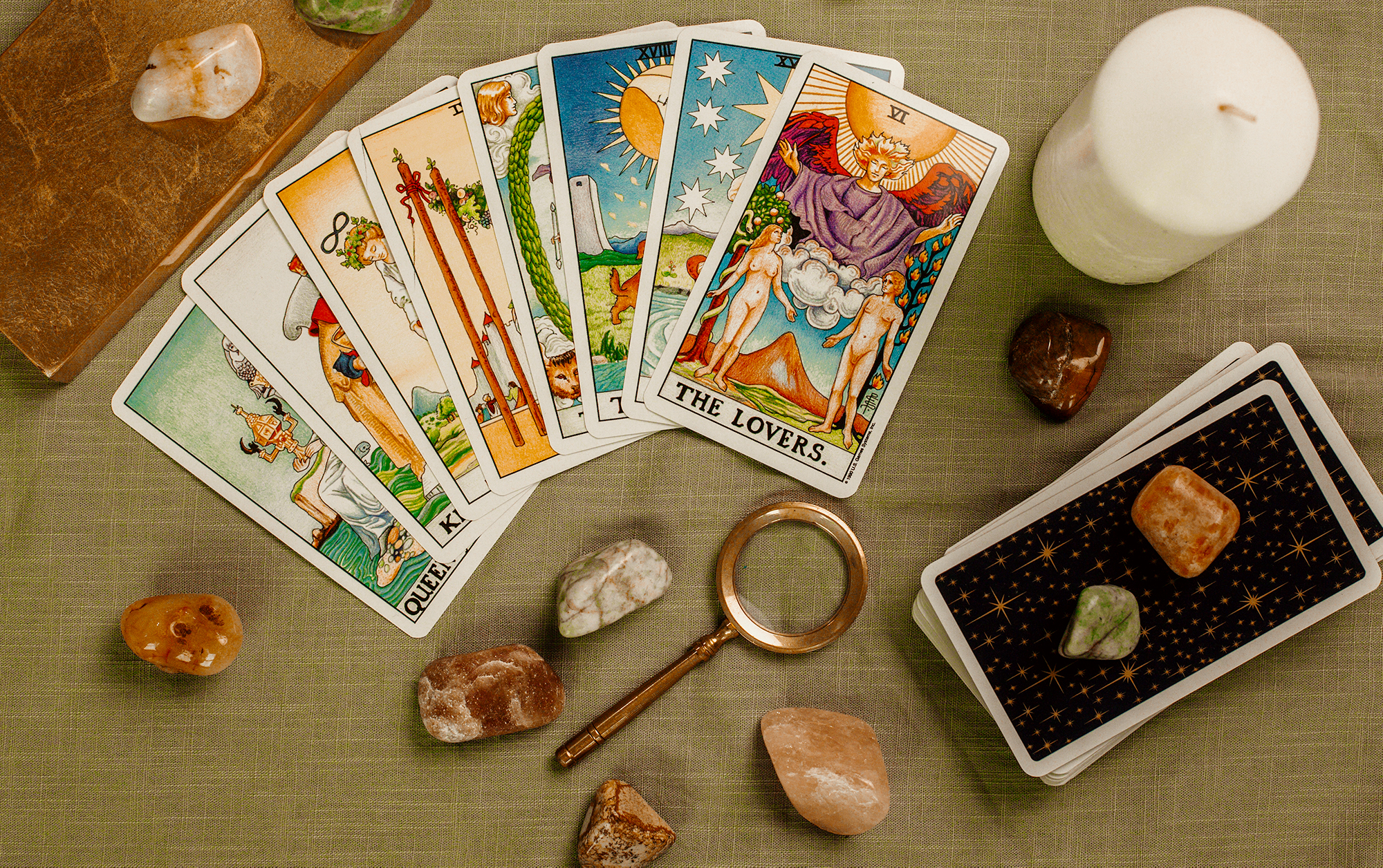 Is Tarot Reading The Unorthodox Self-Care That Empowers & Enlightens?