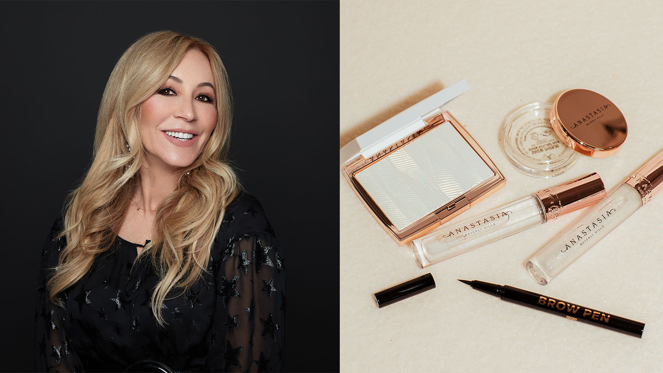 Big Brow Secrets With The Queen: Meet Anastasia Soare, Founder Of Anastasia Beverly Hills (Ft. The Spring 2021 Collection)