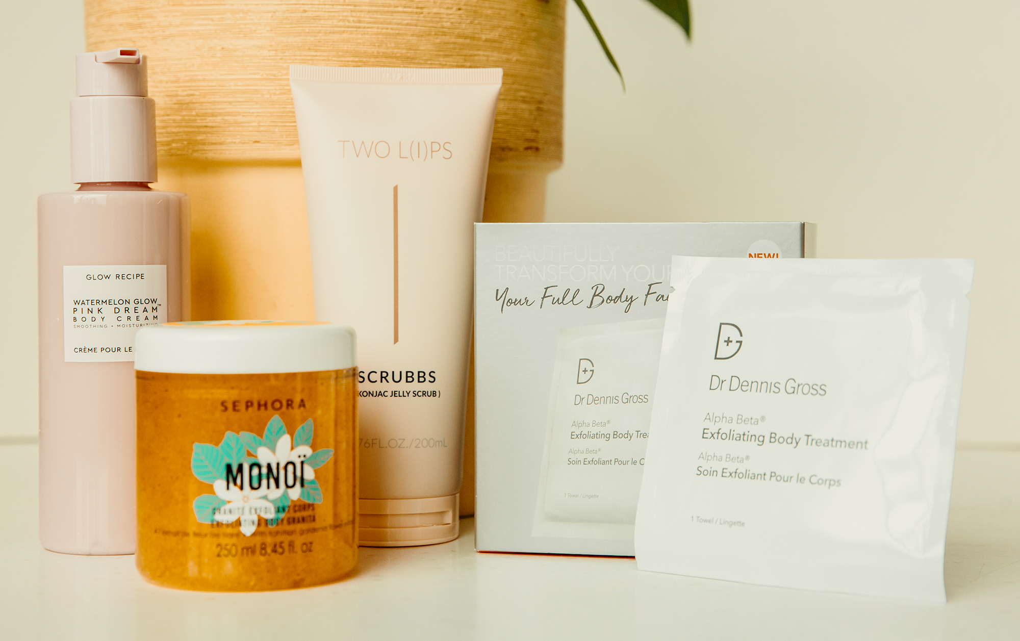 Body Exfoliation Revolution: Expert Advice On How To Do It Right (Ft. Dr Dennis Gross)
