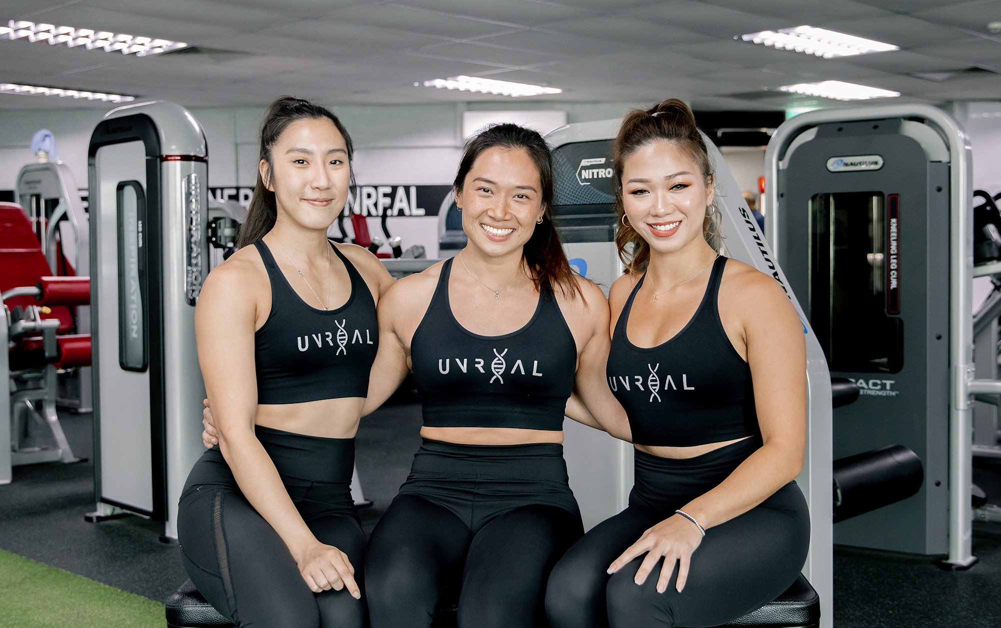 """""""Women Can Flex Too!"""" On Power & Passion With Hui Min, Founder of Unreal PT"""