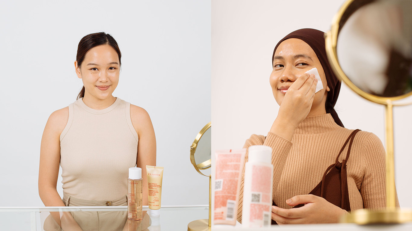 #SheByDC: Reviewing The CLARINS Cleansing Range