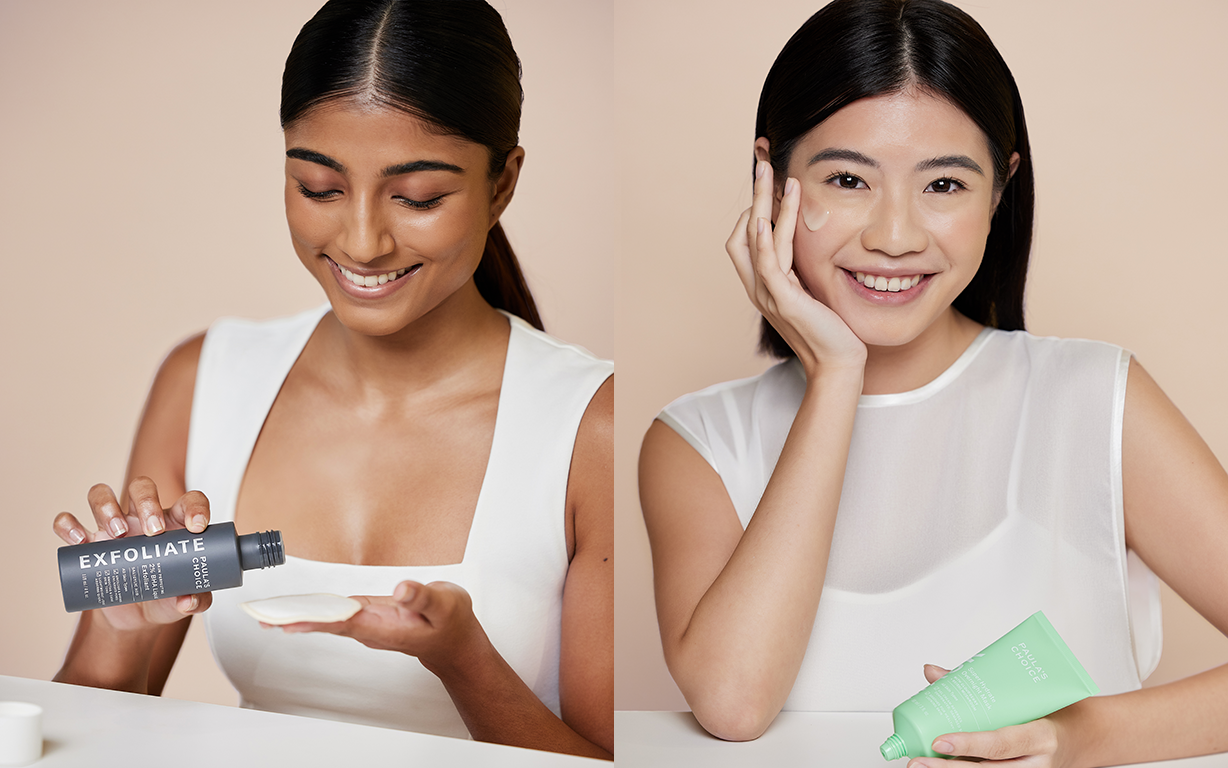 #SheByDC: Is Paula's Choice Worth The Hype & Money? We Review THE Cult Favourite Skincare On 3 Skin Types.